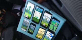 Pokémon GO polizia Washington 8 smartphone