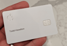 Smarrimento iPhone con Apple Card