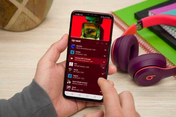 YouTube Music aggiunge Released, nuova playlist
