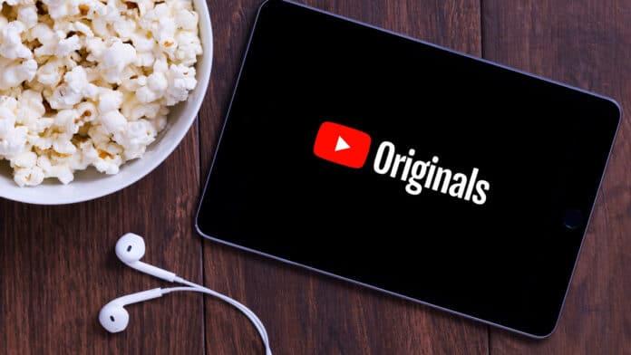 YouTube Originals account gratuito settembre 2019