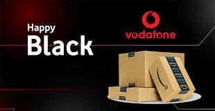 Con Vodafone Happy Black 6 mesi omaggio Amazon Prime