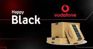 Con Vodafone Happy Black 6 mesi omaggio Amazon Prime