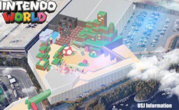 Costruzione Super Nintendo World
