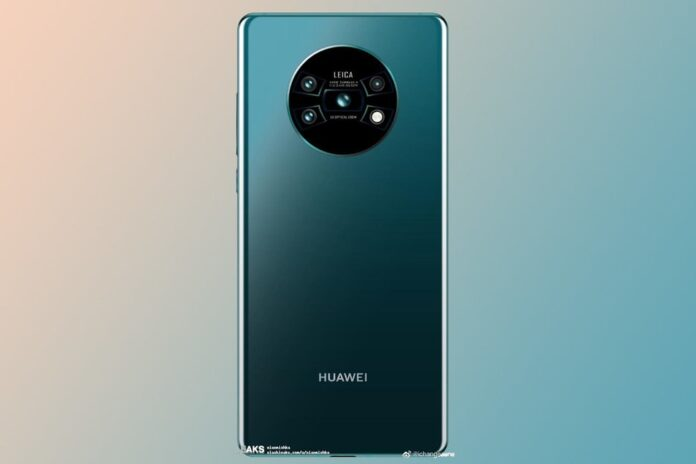 Data di uscita Huawei Mate 30