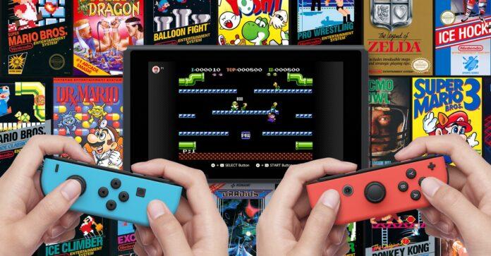 Giochi gratis Super Nintendo per abbonati a Switch Online