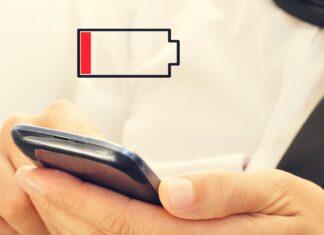 Studio Thomas Robinson umore batteria smartphone