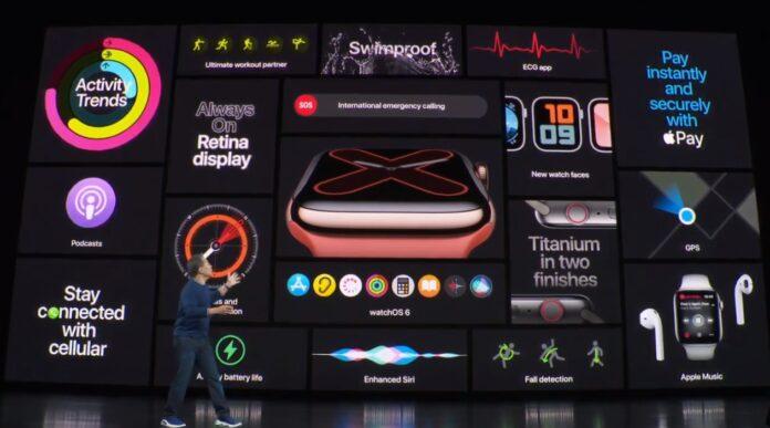 Apple Watch Serie 5
