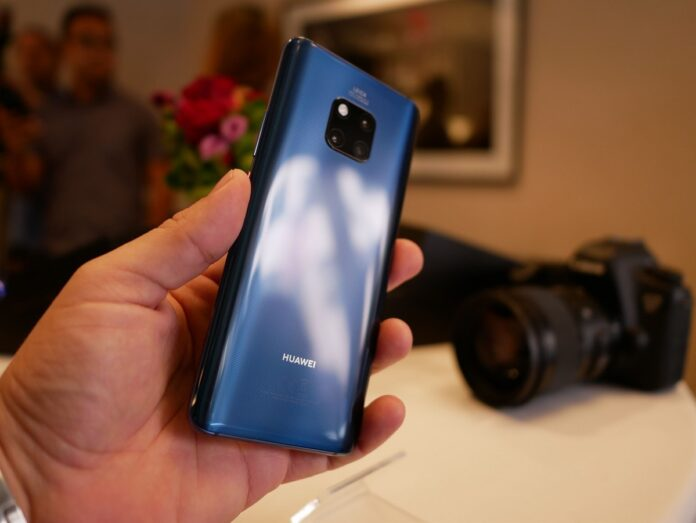 Android 10 sulla beta di EMUI 10 Huawei mate 20 e 20 Pro
