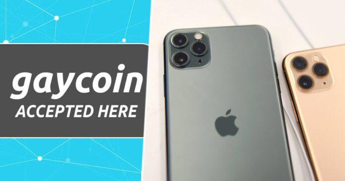 Apple denunciata per i gaycoin 15mila dollari