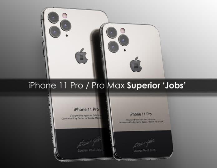 Apple iPhone 11 Pro Super Jobs costo