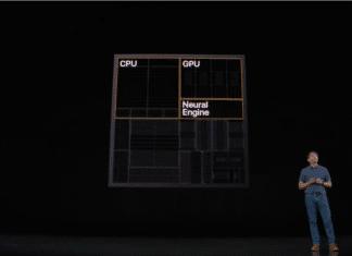 Apple processore A13 iPhone 11