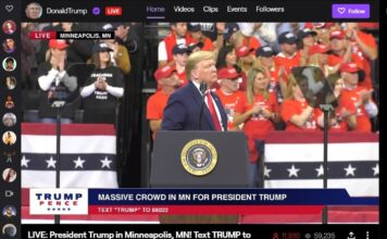 Donald Trump diventa streamer su Twitch