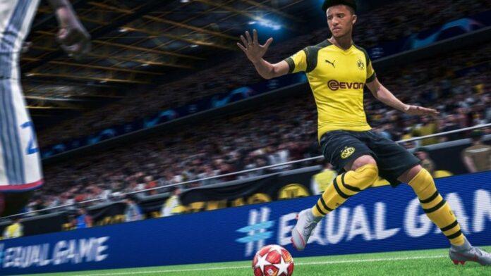 EA perde dati dal sito FIFA 20