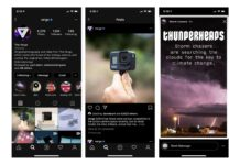Instagram Dark Mode su iOS 13, Apple