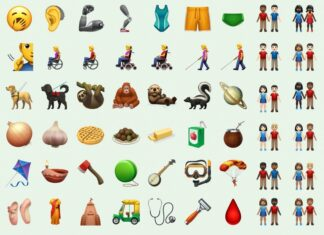 Nuove 59 emoji iPhone 13.2 Apple