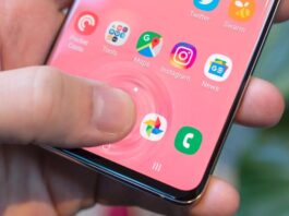 Samsung Galaxy S10 vulnerabilità sblocco schermo