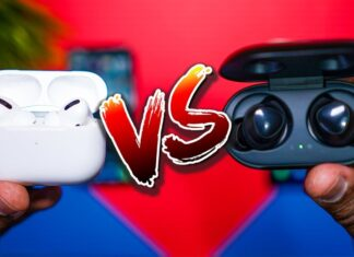 Apple AirPods Pro contro le Galaxy Buds Samsung