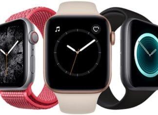 Apple Watch predominio market share smartwatch 2019