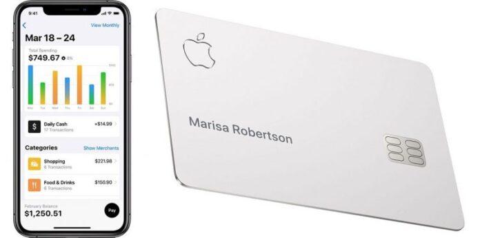 Comprare iPhone rateizzati e senza interessi con Apple Card