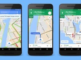 Google Maps in modalità incognito