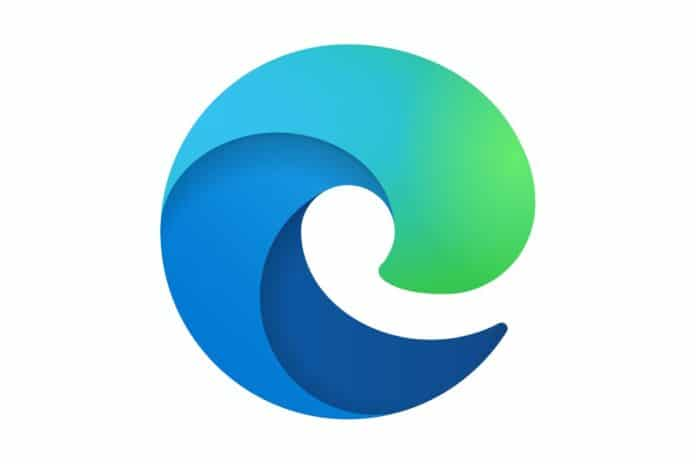 Nuovo logo Microsoft Edge basato su Chromium