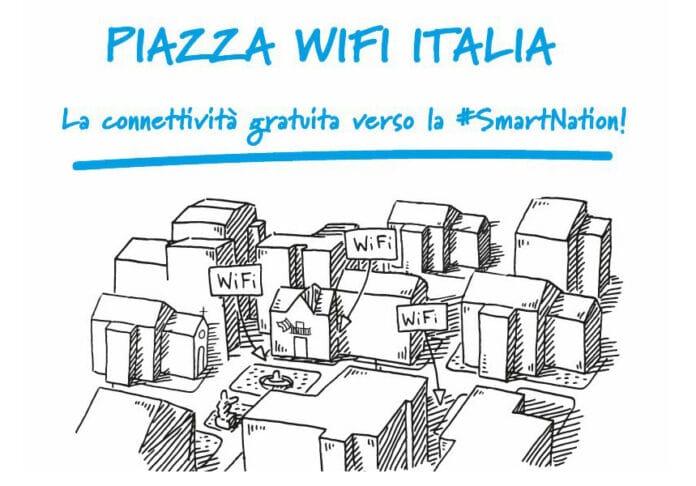 Poste Italiane e MiSE, il progetto Piazza WiFi Italia