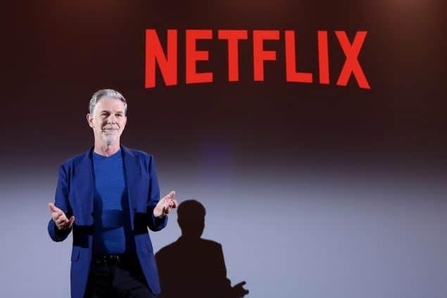 Reed Hastings CEO Netflix, ammette che non farà mai game streaming