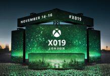 X019 evento di Xbox, lista di videogames