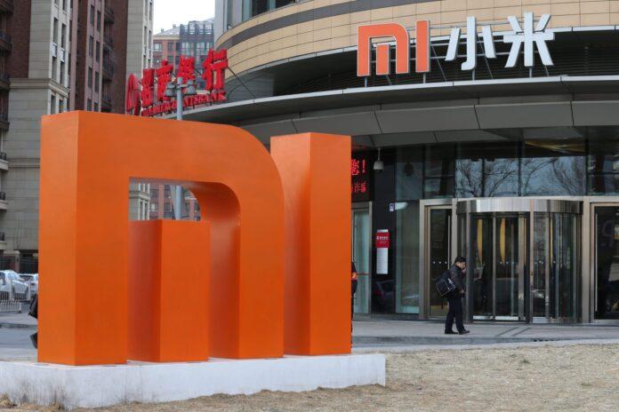 Xiaomi vendite in aumento in Europa