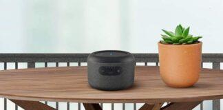 Amazon lancia Echo Input Portable in India
