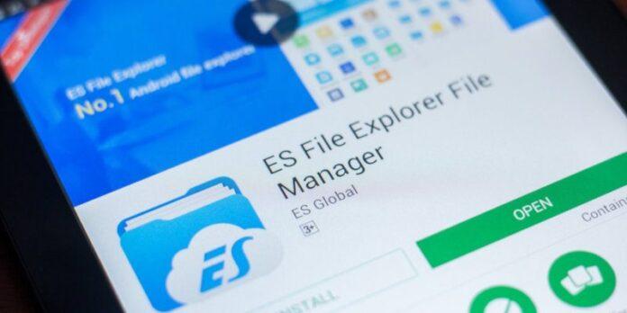 FX File Explorer rimosso per errore dal Google Play Store