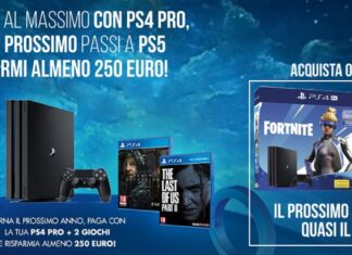 GameStop sconto 250€ per PlayStation 5