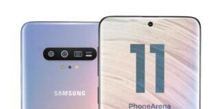 Samsung Galaxy S11 autonomia batteria