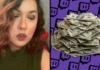Twitch streamer SavageBabyDoll ban per i non abbonati morti di fame