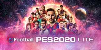 eFootball PES 2020 Lite è gratis