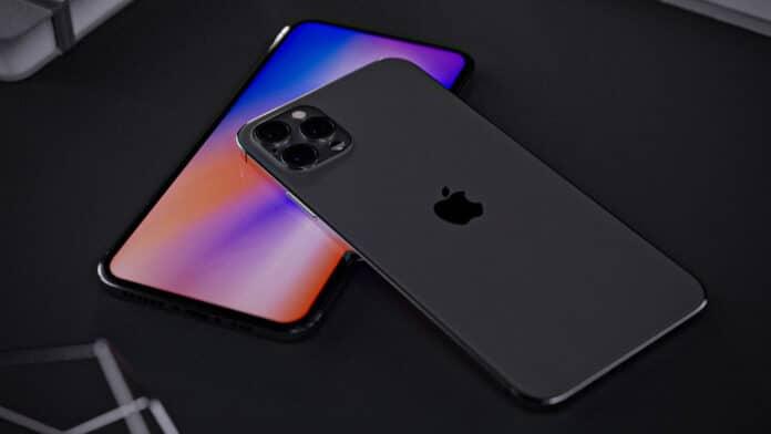 Apple iPhone 12 senza notch