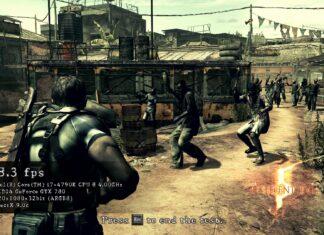 Capcom rimuove filtro giallo da Resident Evil 5