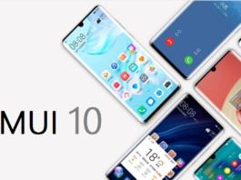 EMUI 10 con Android 10 rilascio gennaio 2020