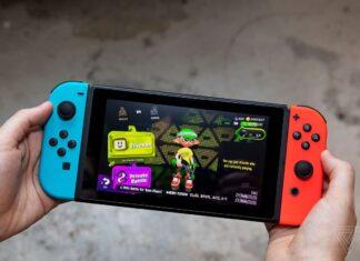 Giochi Nintendo Switch cinese non funzionanti su console estere