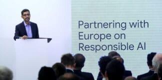 Sundar Pichai parla dei rischi sull'intelligenza artificiale