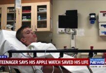 Apple Watch salva la vita al tredicenne Skylar Joslin