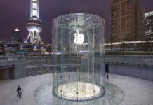 Apple chiude store in Cina per coronavirus