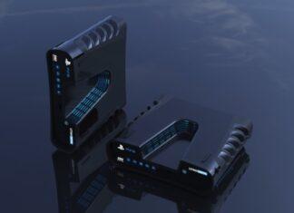 Leak design PlayStation 5