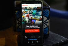 Netflix codec AOMediaVideo 1 per limitare dati streaming su Android