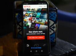 Netflix codec AOMediaVideo 1 per limitare dati streaming su Android