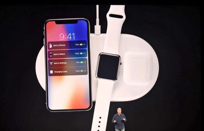 AirPower Apple sviluppo progetto