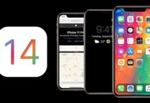 Apple iOS 14 cambia home page