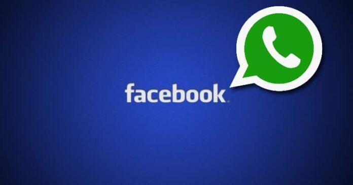 Facebook condivisione su Whatsapp