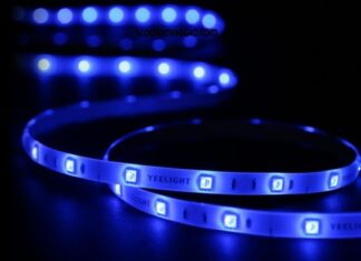 ProvaMi Xiaomi Yeelight Lightstrip Plus gratis