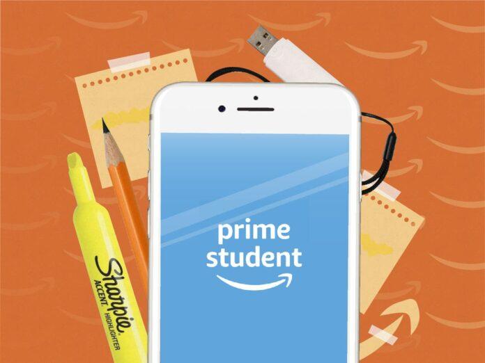 Amazon Prime per Studenti